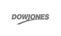 Web design and makreting branding for Dow Jones